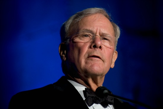 NBC_News_Anchor_Tom_Brokaw