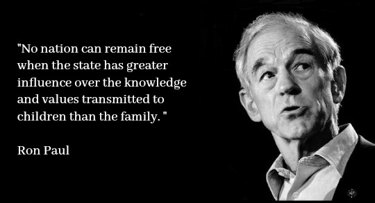 Ron Paul education