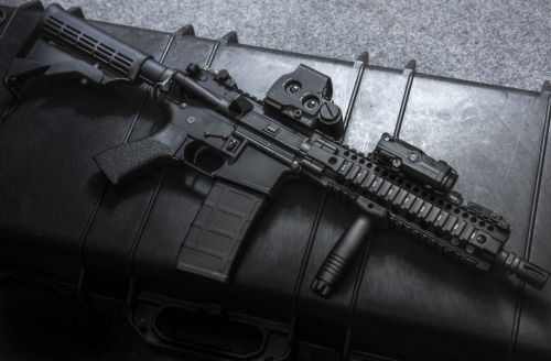 assault rifle ar-15