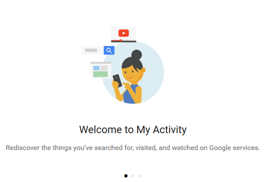 googlemyactivity