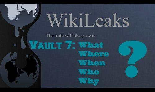 WikiLeaks vault