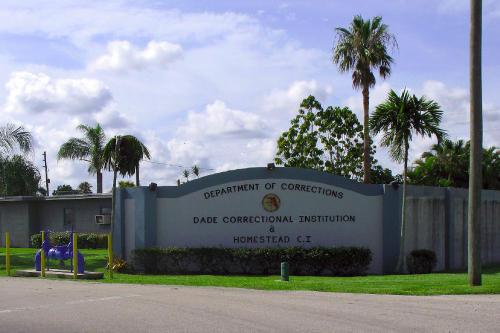 dade correctional insitution