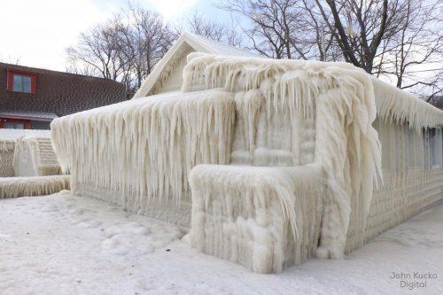 house ice