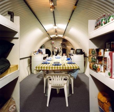 underground shelters
