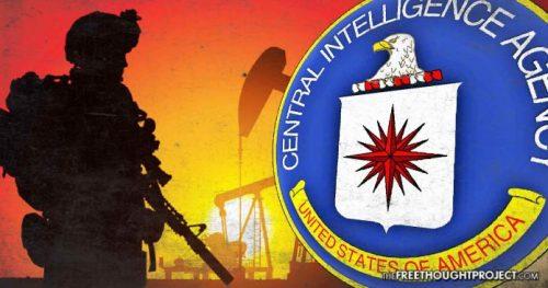 CIA oil