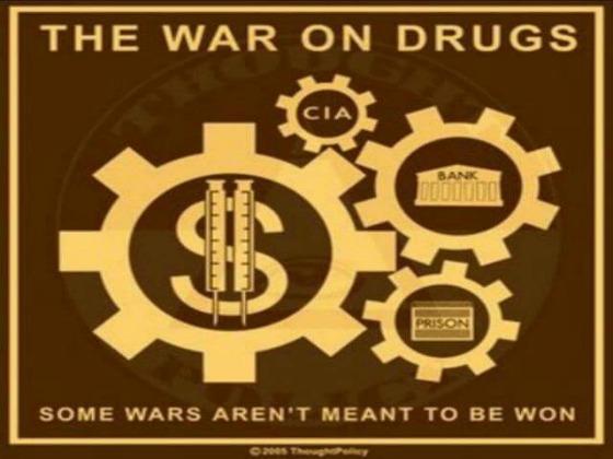 war on drugs