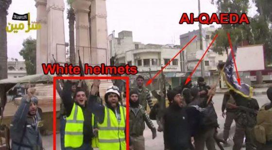 white helmets Syria