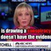 Andrea Mitchell Russia Hillary Clinton