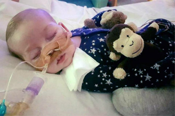Human Rights Court Rules Life Support Cut for Infant — Needlessly Signing His Death Warrant