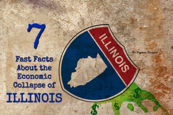 Illinois collapse