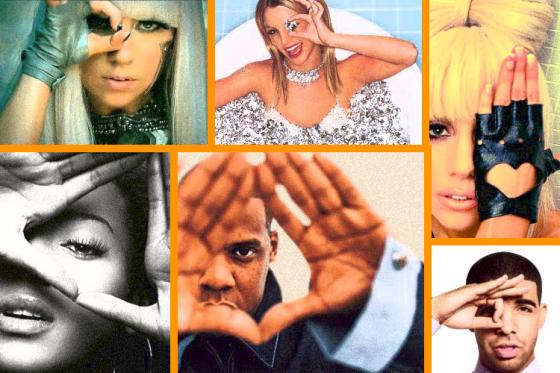 Illuminati pop stars