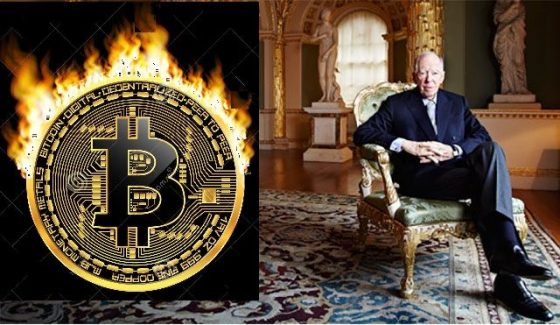 "Rothschild Invest Corp. ""Invests"" In Bitcoin Per SEC"