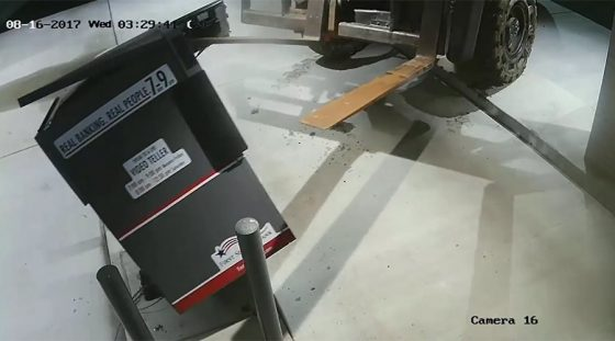 ATM stolen