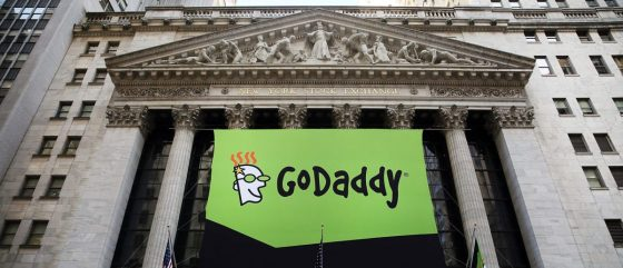 godaddy banner sign