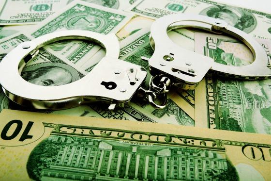 crime civil asset forfeiture extortion