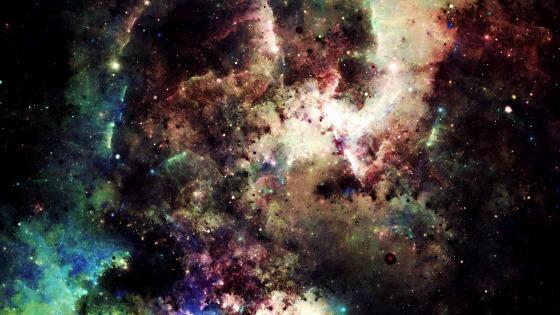 stars universe galaxy space
