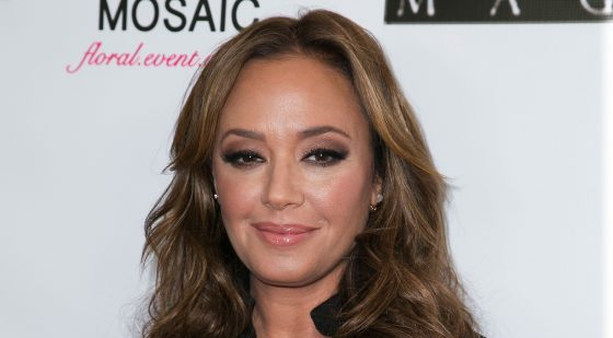 Launch Of VIVA GLAM Celebrity Issue Hosted By Leah Remini