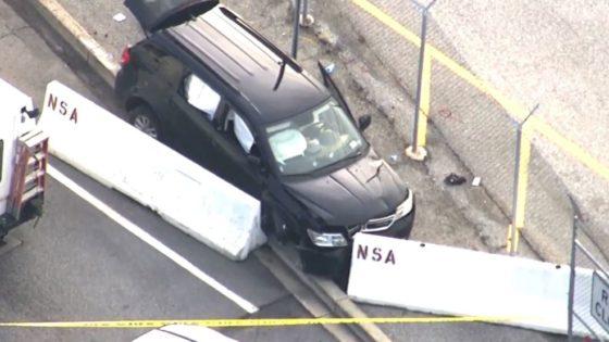 NSA car ram