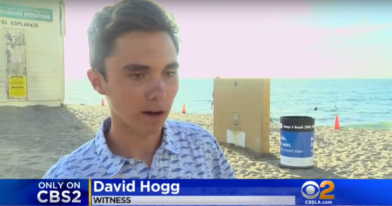 Strange: Student Anti-Gun Activist And Florida School Shooting Survivor Appeared On CBS SIX Months Ago, Is Seemingly Being Coached Through Media Interviews